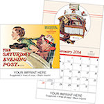 Saturday Evening Post Wall Calendars